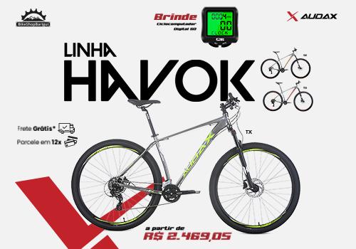 BikeAllaCarte - Linha Audax Havok