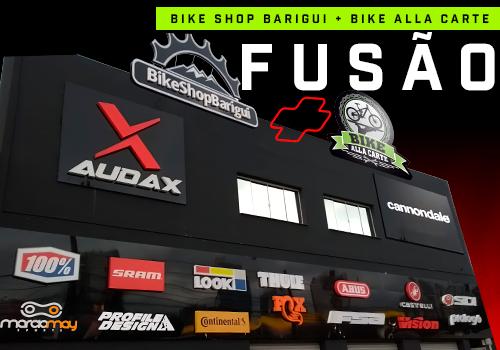 BikeAllaCarte - Fusão Bike Shop Barigui - Bike Alla Carte