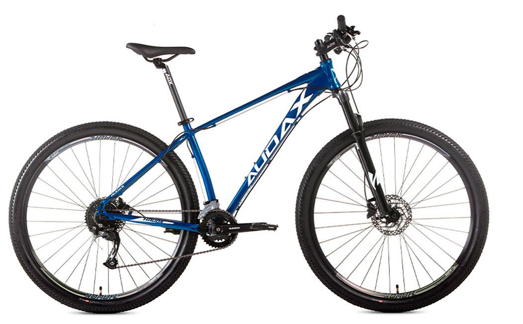 Bicicleta Audax Havok NX 2021, Azul, Tamanho P