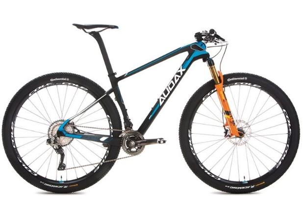Bicicleta Audax Auge 50 Carbon 29 XTR Di2 2x11v