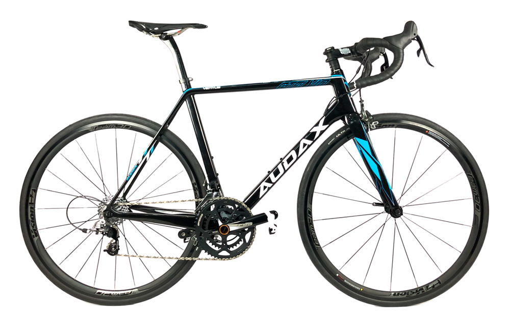 Bicicleta Audax Ventus Stelvio Rival
