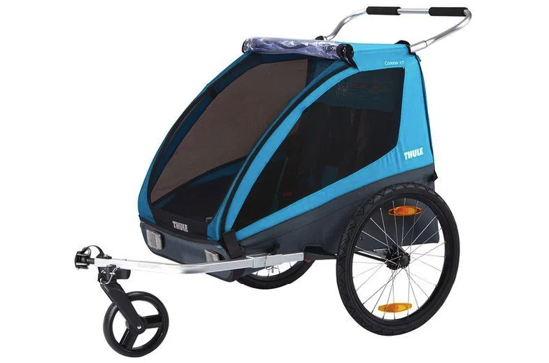 Bike Trailer Thule Coaster Xt, Azul
