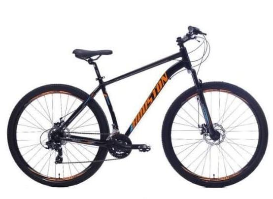 Bicicleta Houston Kamp, Preto