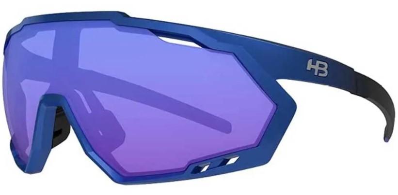 Óculos HB Spin Gradient Matte Blue Cristal
