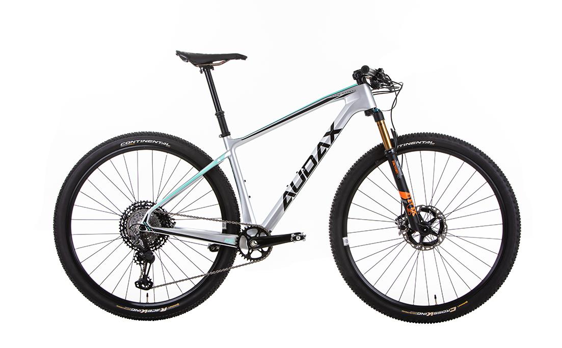 Bicicleta Audax Auge 50, Shimano XTR, 12 velocidades