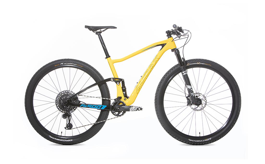 Bicicleta Audax FS900, Sram GX, 12 velocidades