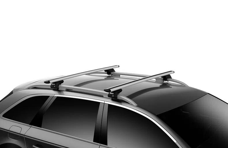 Barra Thule Aluminio WingBar Evo 118cm 7122