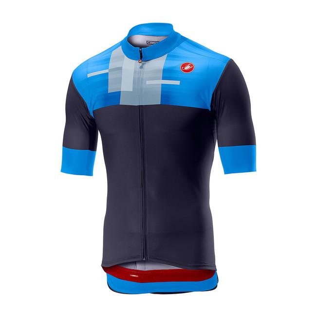 Camisa Castelli A Bloc 2020, Azul Escuro