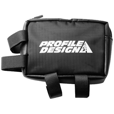 Bolsa Profile E-Pack Zippered de Fixação no Quadro, Pequeno