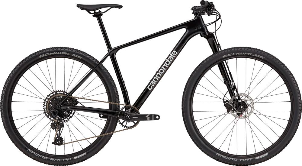Bicicleta Cannondale F-Si Carbon 4 2021, Preta, Tamanho XL