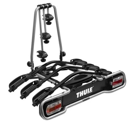 Suporte Thule para 3 Bicicletas para Engate EuroRide 943