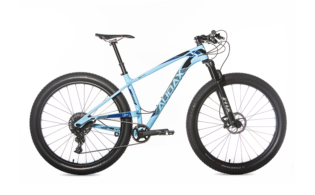 Bicicleta Audax Auge 527 Plus, Sram NX, 11 velocidades, Tamanho M