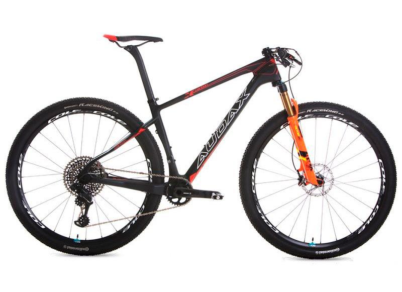 Bicicleta Audax Auge 50 XX, Sram XX1 Eagle, 12 velocidades