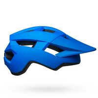 Capacete Bell Spark Mips, Azul e Preto