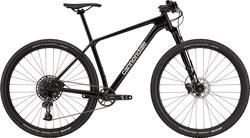 Bicicleta Cannondale F-Si Carbon 4 2021, Preta