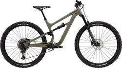 Bicicleta Cannondale Habit 4 2021, Cinza