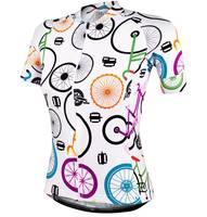 Camisa Marcio May Feminino Funny Colorful Minimalist