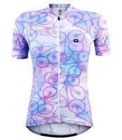 Camisa Marcio May Feminino Funny Tie Dye Bikes